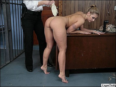 Anal strip search