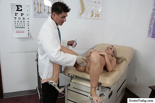 A male doctor exams mans dick gay porn 10